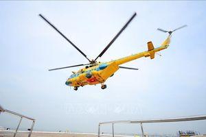Bệnh viện Quân y 175 sẵn sàng cho cấp cứu đường không