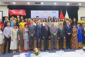 Trao giải Cuộc thi 'Phóng viên trẻ Pháp ngữ - Việt Nam 2019'
