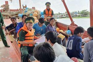 Kiên Giang: Chủ tàu cá chấp hành khuyến nghị của EC