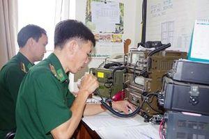 BĐBP tỉnh Bình Định kêu gọi tàu thuyền trú bão số 6