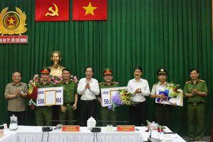 UBND TPHCM khen thưởng vụ bắt giữ các đối tượng giết 'đại ca giang hồ' Quân 'Xa lộ'