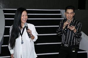 Hồng Nhung, Thanh Lam hết lòng tập luyện cho liveshow của Quang Hà
