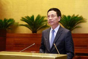 Bộ trưởng Nguyễn Mạnh Hùng: Facebook và Google chưa thực hiện như Luật An ninh mạng