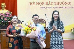 Tân Phó Chủ tịch HĐND tỉnh Quảng Ngãi đang học tiến sĩ y khoa
