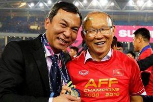 Thày Park đoạt danh hiệu HLV xuất sắc nhất Đông Nam Á