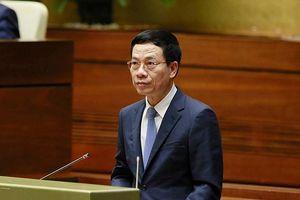Bộ trưởng Bộ TT&TT Nguyễn Mạnh Hùng: Đọc tin xấu là lan tỏa tin xấu, nuôi tin xấu