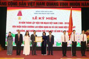 Viện Tim mạch Việt Nam - Trung tâm can thiệp tim mạch lớn nhất Đông Nam Á