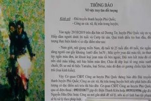 Truy tìm kẻ hiếp dâm bé gái 8 tuổi bán vé số ở Phú Quốc