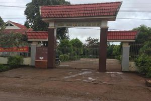 Đắk Lắk: Hồi âm vụ văn thư nhận lệnh hiệu phó nâng điểm cho 6 học sinh lên lớp
