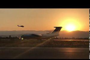 'Bí ẩn' máy bay Nga vừa tuần tra khu vực biên giới Syria – Thổ Nhĩ Kỳ
