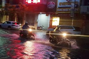 Đà Nẵng: Từ đêm 9/11 đến hết ngày 12/11 dự báo có mưa lớn diện rộng