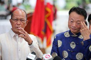 Bộ trưởng Quốc phòng Philippines có tuyên bố 'gỡ tội' cho Trung Quốc ở Biển Đông