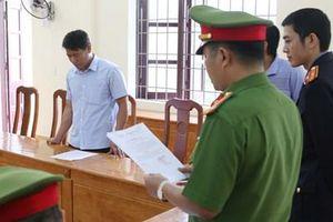 Bắt tạm giam nguyên Trạm trưởng thuộc Hạt Kiểm lâm Vườn Quốc gia Phong Nha - Kẻ Bàng