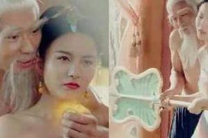 'Thiên Bồng Nguyên Soái' bị chỉ trích dữ dội vì những cảnh nóng thô tục