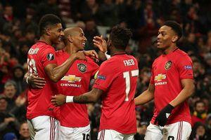 Kết quả Europa League: M.U cùng 4 CLB giành vé vào vòng 1/16