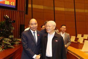 Tổng Bí thư, Chủ tịch nước Nguyễn Phú Trọng dự phiên chất vấn