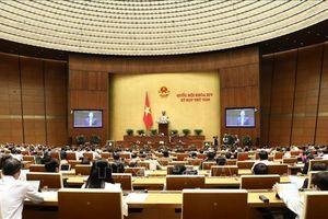 Kỳ họp thứ 8, Quốc hội khóa XIV: Thủ tướng Chính phủ làm rõ các vấn đề liên quan và trả lời chất vấn