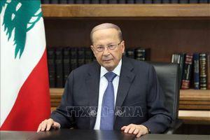 Khó khăn trong đàm phán thành lập chính phủ tại Liban