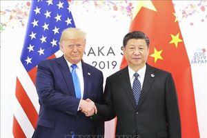 Nhà Trắng: Mỹ 'rất lạc quan' về khả năng đạt thỏa thuận thương mại với Trung Quốc