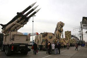 Iran bắn hạ máy bay không người lái trên Vịnh Persic