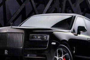 Rolls-Royce ra mắt 'sứ giả bóng đêm' Cullinan Black Badge, đẹp hút hồn