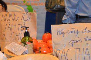 Hà Nội tích cực đẩy mạnh chiến dịch chống rác thải nhựa