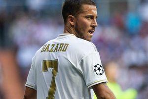 Eden Hazard: Anh đang ở đâu?