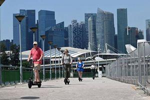Singapore mạnh tay với phương tiện e-scooter