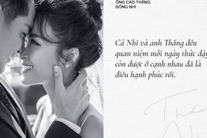 Trước khi cưới, Đông Nhi - Ông Cao Thắng từng khiến fan 'ghen tỵ' cỡ nào?