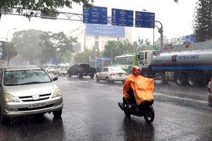 Dự báo thời tiết 8/11: Bão số 6 tăng cấp, các tỉnh phía Nam mưa lớn