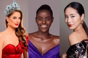 Dàn thí sinh khủng đổ bộ Miss Charm International 2020, có cả đối thủ của Tiểu Vy ở Miss World