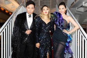 Hari Won - Trấn Thành cùng dàn nghệ sĩ Việt trở thành khách mời đặc biệt trong liveshow của Diva So Hyang tại Việt Nam