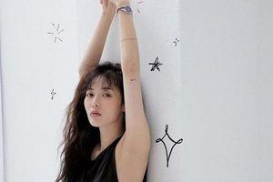 Knet trầm trồ trước vẻ đẹp hoàn hảo ngay khi không make-up của HyunA