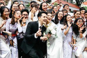 Fan Ông Cao Thắng - Đông Nhi: '10 năm đồng hành bên nhau, chúng em tin vào tình yêu của 2 anh chị'