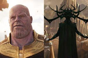 Giả thiết 'Avengers: Endgame': Chứng minh Hela còn hùng mạnh hơn cả Thanos
