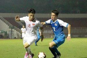 Hàng công tỏa sáng, U19 Việt Nam thắng đậm U19 Guam