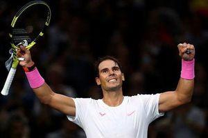 Rafael Nadal dùng sóng radio để trị thương