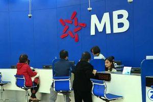 Bloomberg: MB kỳ vọng thu về 240 triệu USD từ việc bán gần 190 triệu cổ phiếu