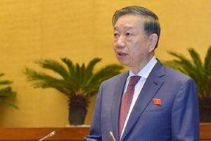 Bộ trưởng Tô Lâm: 'Chúng tôi không có khả năng phạt các nhà mạng quốc tế hàng tỷ USD'