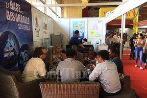 21 doanh nghiệp Việt Nam tham dự Hội chợ quốc tế La Habana tại Cuba