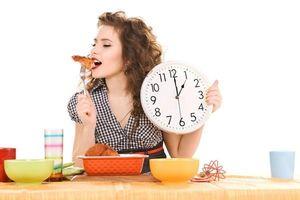 Ăn vào 3 khung giờ vàng này thì không bao giờ béo