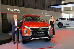 Mitsubishi Triton 2020 chính thức trình làng với 12 nâng cấp mạnh mẽ