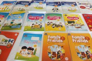 NXB Giáo dục ra mắt 4 bộ sách giáo khoa lớp 1 theo chương trình mới