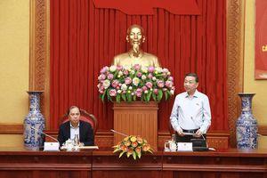 Bộ Công an luôn coi công tác đối ngoại, hợp tác quốc tế là nhiệm vụ hết sức quan trọng