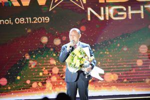 HLV Park Hang Seo nói gì sau khi được vinh danh tại AFF Awards 2019?