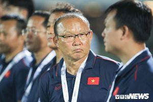 HLV Park Hang Seo tái ký hợp đồng: Gạt nỗi lo, chinh phục thử thách mới