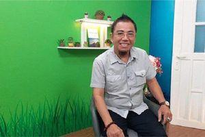 Nghệ sĩ hài Hồng Tơ hầu tòa vì tội đánh bạc