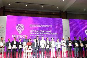 Doanh nghiệp Việt Nam 'thắng lớn' tại Fintech Challenge Vietnam 2019