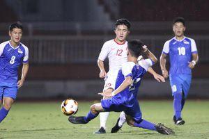 Trực tiếp U19 Việt Nam vs U19 Guam vòng loại U19 châu Á 2020