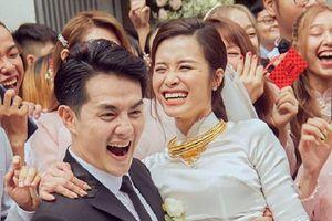Đông Nhi: 'Tôi vui và hạnh phúc với vai trò mới là vợ của anh Thắng'